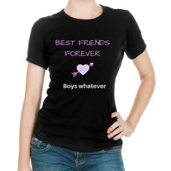 Best Friend Forever Boys Whatever T-shirt
