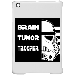 Brain Tumor Trooper iPad Mini Clip Case