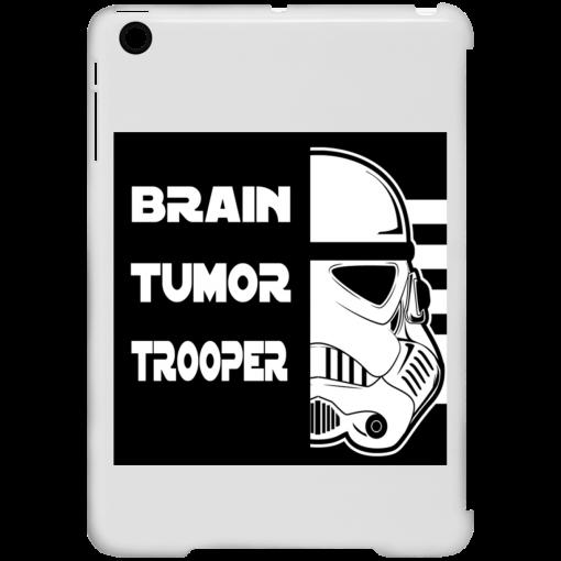 Brain Tumor Trooper iPad Mini Clip Case
