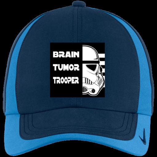 Brain Tumor Trooper Nike Colorblock Cap