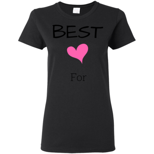 Best Friend Forever T-shirt (For)