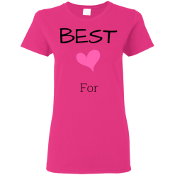 Best Friend Forever T-shirt (For)