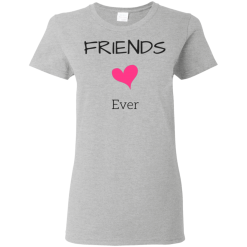Best Friend Forever T-shirt (Best)