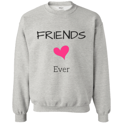Best Friend Forever Sweatshirt (Best)