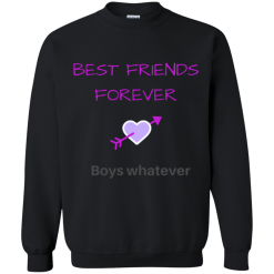 Best Friend Forever Boys Whatever Sweatshirt