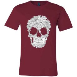 Unisex Sugar Skull T-Shirt Super Cool