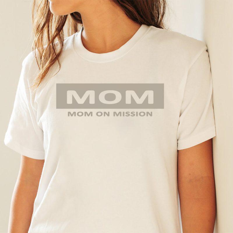 MOM On Mission LS T-Shirt