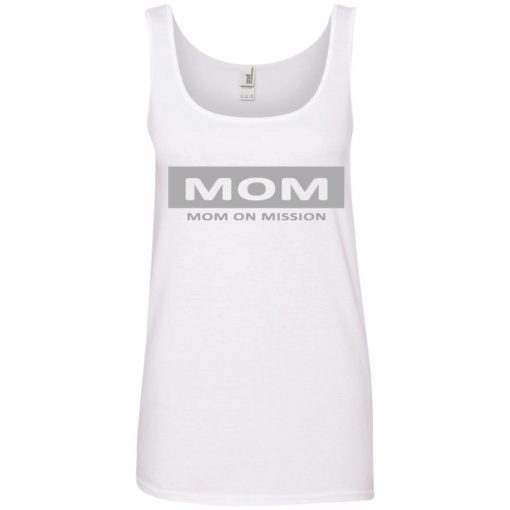 MOM On Mission Tank Top